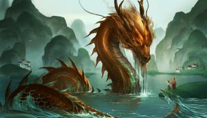 dragon-in-the-river